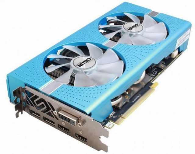 Sapphire przedstawia kartę graficzną Radeon RX 580 Nitro +8G Special Edition